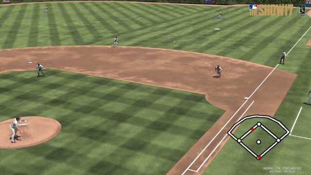 MLB THE SHOW 17(英語版) ゲーム画面4