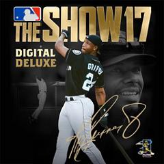 MLB THE SHOW 17(英語版) デラックスエディション ジャケット画像