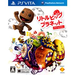 リトルビッグプラネット PlayStation®Vita ジャケット画像