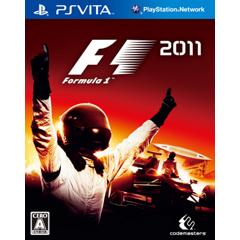 F1 2011 ジャケット画像