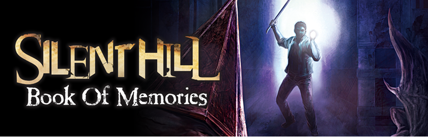 SILENT HILL : Book Of Memories バナー画像