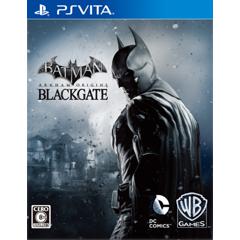バットマン:アーカム・ビギンズ ブラックゲート ジャケット画像