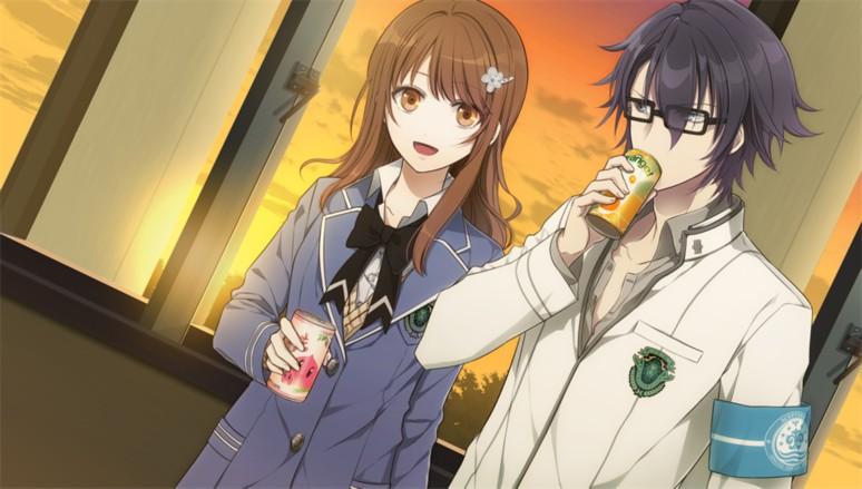 『学園K -Wonderful School Days- V Edition』ゲーム画面