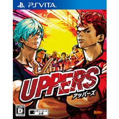 UPPERS ジャケット画像