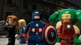 LEGO マーベル アベンジャーズ ゲーム画面1