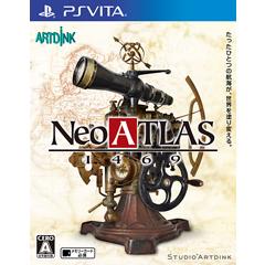 Neo ATLAS 1469 ジャケット画像