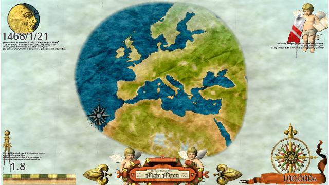 Neo ATLAS 1469 ゲーム画面5