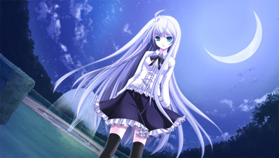 『end sleep』ゲーム画面
