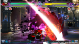 BLAZBLUE CONTINUUM SHIFT EXTEND ゲーム画面1