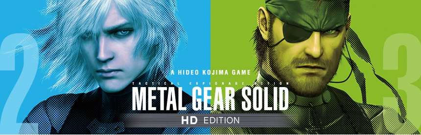 METAL GEAR SOLID HD EDITION バナー画像