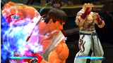 STREET FIGHTER X 鉄拳(ダウンロード+追加キャラパック同梱版) ゲーム画面1