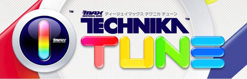 DJMAX TECHNIKA TUNE バナー画像