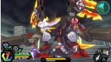 ダンボール戦機W ゲーム画面1