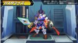 ダンボール戦機W ゲーム画面2