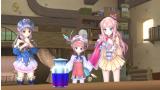 メルルのアトリエPlus ~アーランドの錬金術士3~ ゲーム画面2