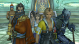 FINAL FANTASY X HD Remaster ゲーム画面2
