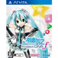 初音ミク -Project DIVA- f お買い得版 ジャケット画像