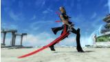 ファンタシースターオンライン2 エピソード2 デラックスパッケージ ゲーム画面3