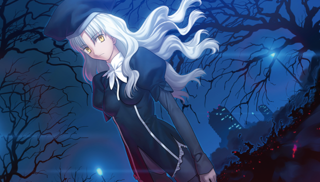 Fate/hollow ataraxia ゲーム画面4