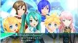 初音ミク -Project DIVA- X ゲーム画面9