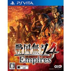 戦国無双4 Empires ジャケット画像