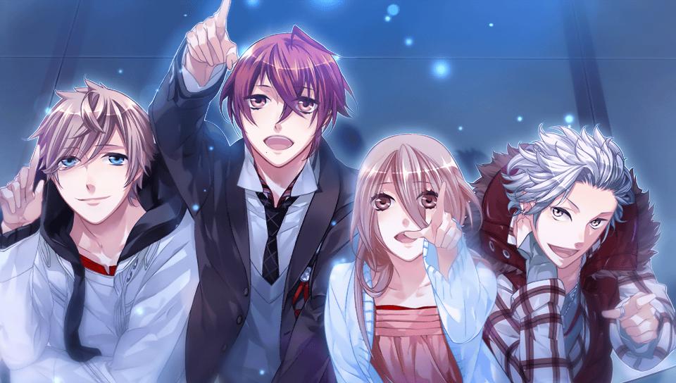 『Starry☆Sky~Spring Stories~』ゲーム画面