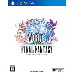 WORLD OF FINAL FANTASY ジャケット画像