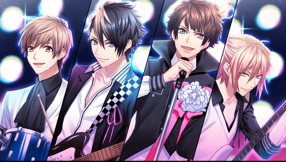 『DYNAMIC CHORD feat.[rêve parfait] V edition』イラスト