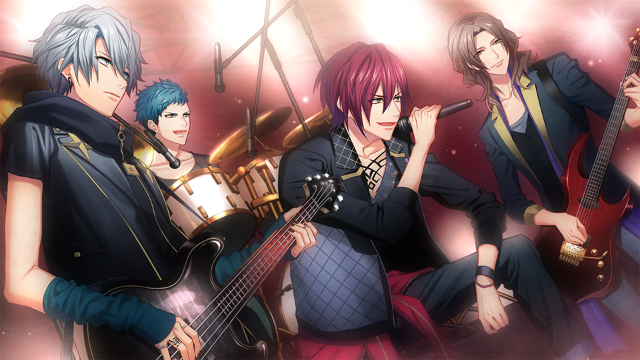 DYNAMIC CHORD feat.KYOHSO V edition ゲーム画面2