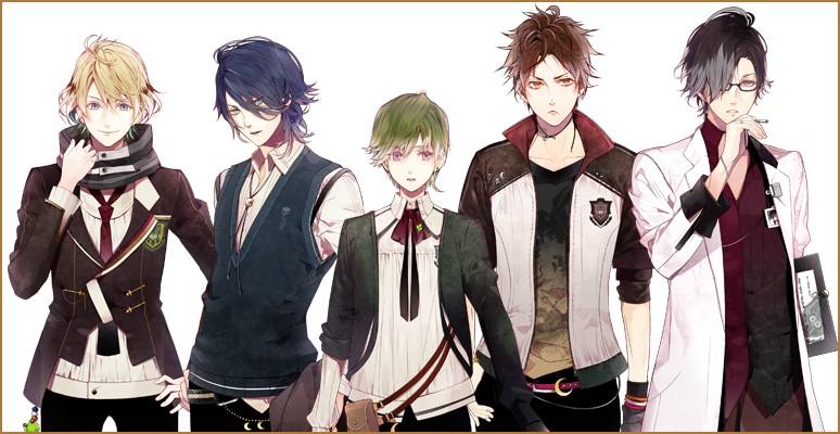 『Re:BIRTHDAY SONG~恋を唄う死神~another record』ゲーム画面
