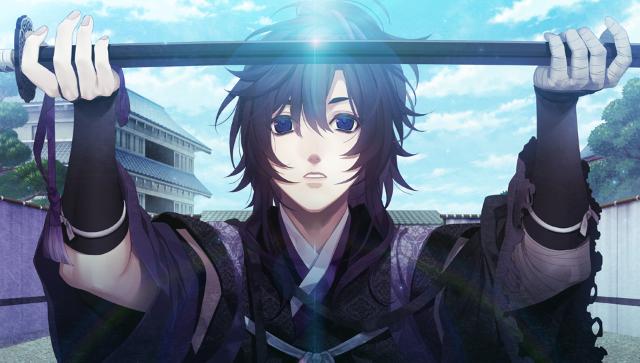 剣が君 百夜綴り ゲーム画面2