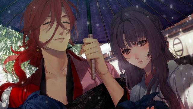 剣が君 百夜綴り ゲーム画面4
