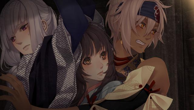 剣が君 百夜綴り ゲーム画面6