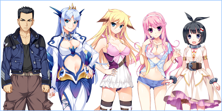『ゲームタイトル』ゲーム画面