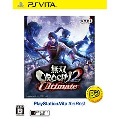 無双OROCHI2 Ultimate PlayStation®Vita the Best ジャケット画像