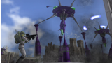 地球防衛軍2 PORTABLE V2 ゲーム画面1