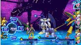 デジモンストーリー サイバースルゥース ゲーム画面2