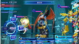 デジモンストーリー サイバースルゥース ゲーム画面8