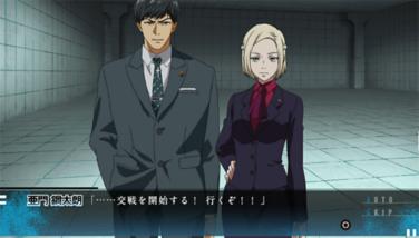 『東京喰種トーキョーグール JAIL』ゲーム画面