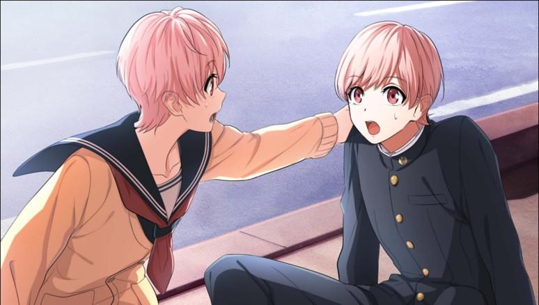 『喧嘩番長 乙女』ゲーム画面