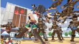 閃乱カグラ SHINOVI VERSUS -少女達の証明- ゲーム画面1