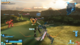 ガンダムブレイカー ゲーム画面6