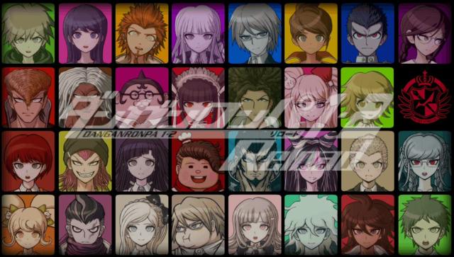 ダンガンロンパ1・2 Reload ゲーム画面2