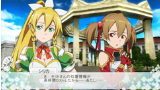 ソードアート・オンライン —ホロウ・フラグメント— ゲーム画面2