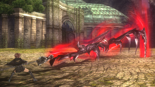 GOD EATER 2 RAGE BURST Welcome Price!! ゲーム画面5