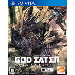 GOD EATER RESURRECTION ジャケット画像